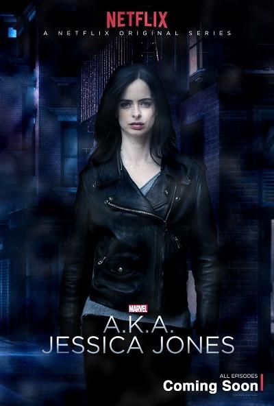 Jessica Jones 1. Sezon Tüm Bölümler 720p – 1080p Türkçe Dublaj  – Tek Link