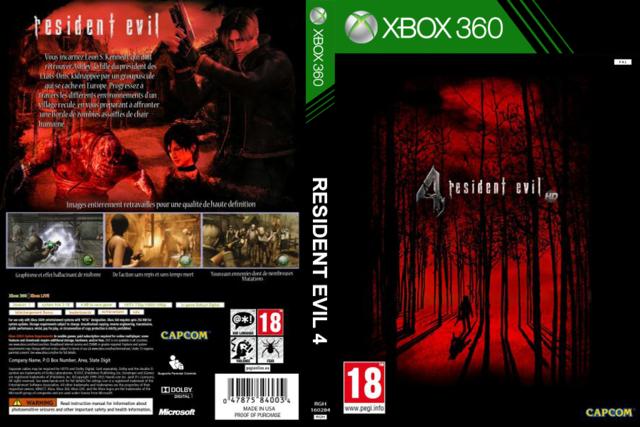 Resident Evil 4 HD Xbox 360 [Aurora] [Hile-Trainer] İndir
