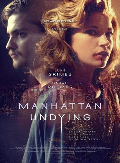 Vampirin Portresi | Manhattan Undying | 2016 | HDRip XviD | Türkçe Dublaj