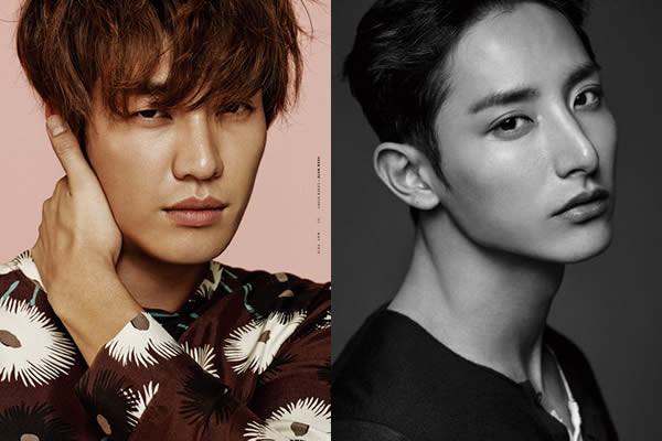 "Kim Kwang-Young ve Lee Soo-Hyuk ""Man Living at My House"" Dizisinin Kadrosuna Katıldı"