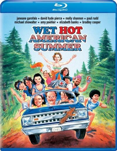 Yaz Kampında Curcuna - Wet Hot American Summer (2001) türkçe dublaj film indir