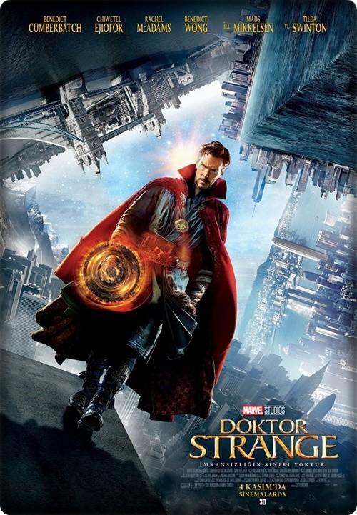Doktor Strange - Doctor Strange 2016 (Türkçe Dublaj) DVDSCR XviD