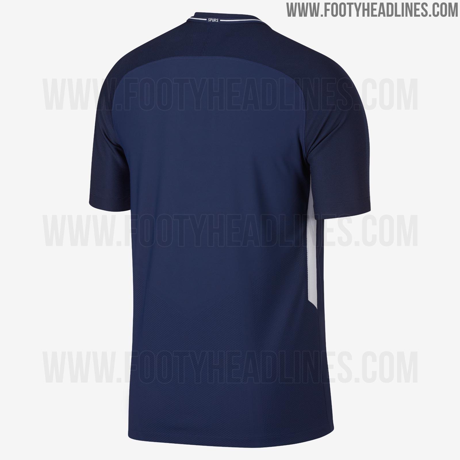 Nike Tottenham 17 18 Away Kit 2