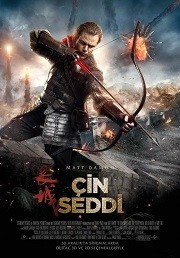 Çin Seddi – The Great Wall 2016 m720p – m1080p DUAL TR-ENG – Film indir