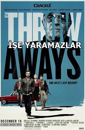 İşe Yaramazlar – The Throwaways 2015 BRRip XviD Türkçe Dublaj – Tek Link