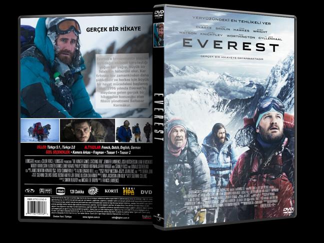 Everest 2015 BluRay DuaL TR-EN - Tek Link indir