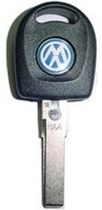 VW Çipli Anahtar
