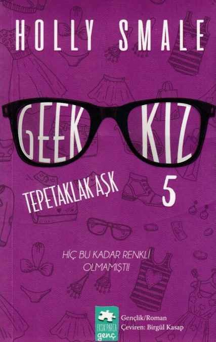 Holly Smale Tepetaklak Aşk Pdf