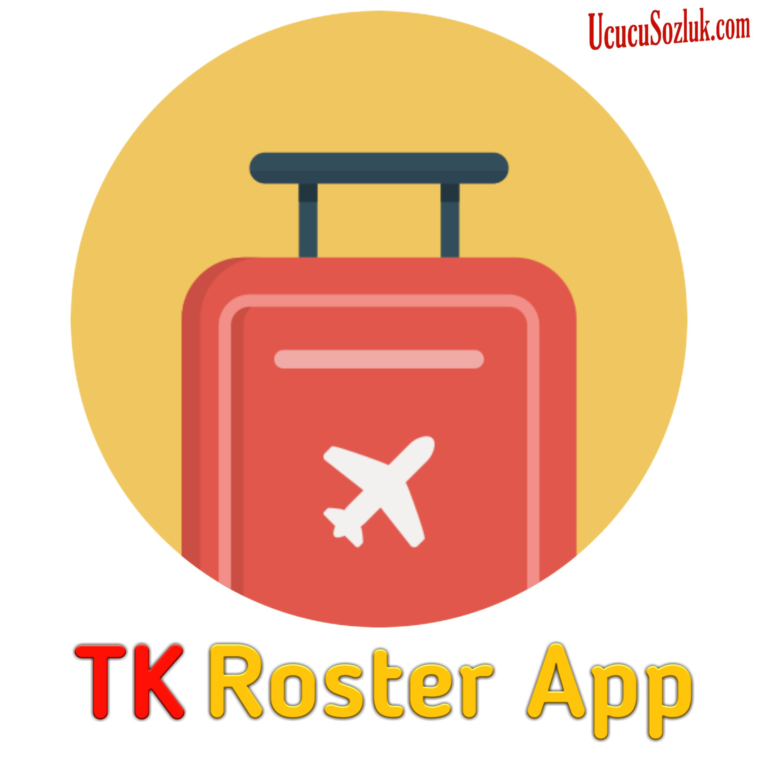 TK Roster App