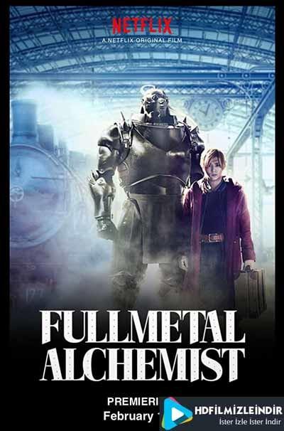 Fullmetal Alchemist (2017) Türkçe Dublaj İzle İndir Full HD m1080p Tek Parça