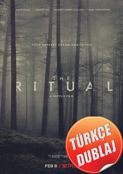 The Ritual - Ritüel 2018 (XviD) Türkçe Dublaj Film İndir