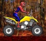 Örümcek Adam ATV Oyunu