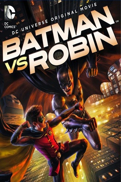 Batman vs. Robin 2015 ( 576p BDRip ) Dual TR-ENG Tek Link İndir