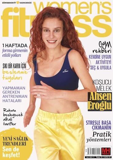 Women's Fitness Kasım 2019