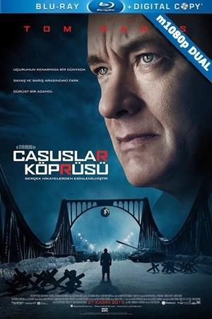Casuslar Köprüsü - Bridge of Spies | 2015 | m1080p Mkv | DuaL TR-EN - Tek Link