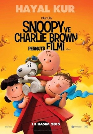 Snoopy ve Charlie Brown: Peanuts Filmi - The Peanuts Movie | 2015 | BluRay | DuaL TR-EN - Film indir - Tek Link indir