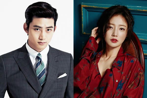 Taecyeon ve Song Ha-Yoon Birlikte Bir Web Dramada Rol Alacak
