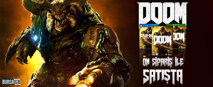 Yeni Nesil Doom Ön Siparişle Satışta