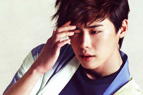 Lee Jong-Suk,