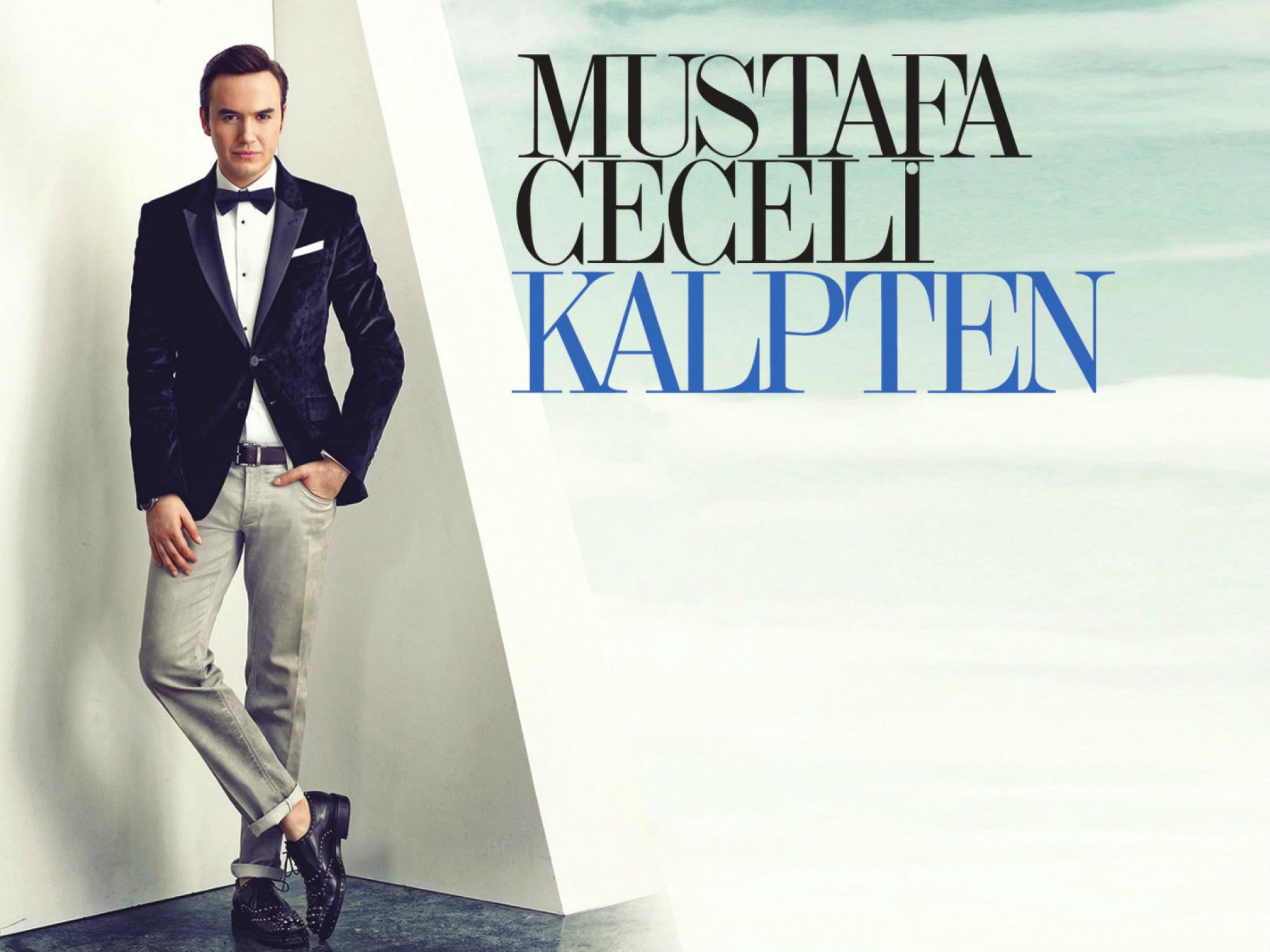 Mustafa Ceceli - Kalpten (2014) Full Alb�m [320 Kbps] + full cover