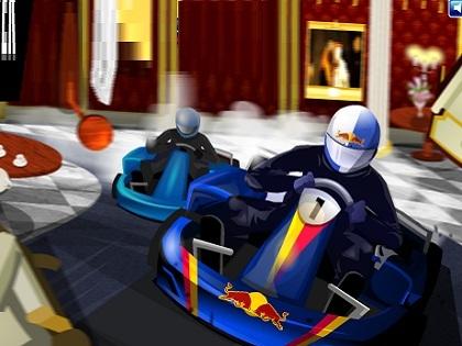 Süper Go Kart Oyunu