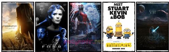 2015 Yılında Hangi Filmleri izleyeceğiz..