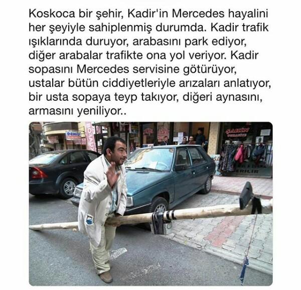Mercedes Kadir