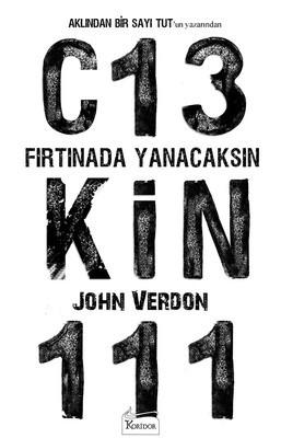 John Verdon Fırtınada Yanacaksın Pdf