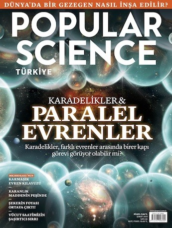 Popular Science Şubat 2019