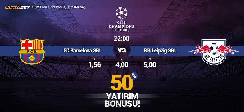 FC Barcelona SRL vs RB Leipzig SRL - Simülasyon Maçı Takip Et