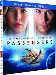 Uzay Yolcuları – Passengers 2016 BluRay 3D HALF-SBS DUAL TR-ENG – Film indir