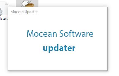 Mocean Updater_