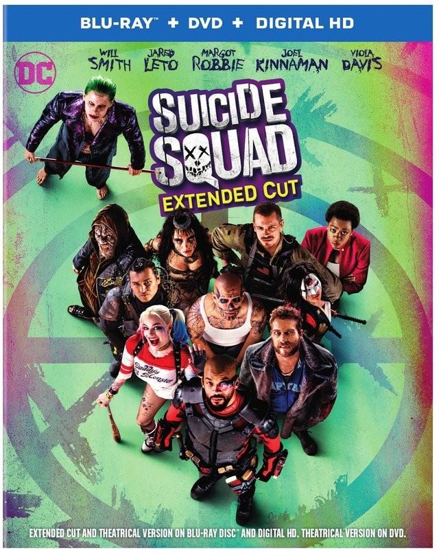 İntihar Timi: Gerçek Kötüler – Suicide Squad 2016 EXTENDED BluRay 720p – 1080p DUAL TR-ENG – Film indir