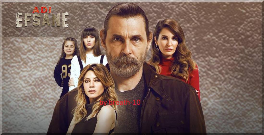Adı Efsane | 4.Bölüm | 18.02.2017 | 720p HD WebDL | Mnike