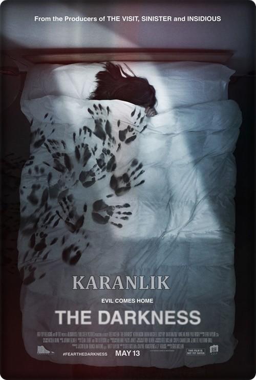 Karanlık - The Darkness 2016 (Türkçe Dublaj) BRRip XviD