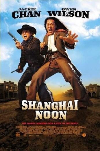 Şangaylı Kovboy - Shanghai Knights 2000 (BRRip XviD) Türkce Dublaj