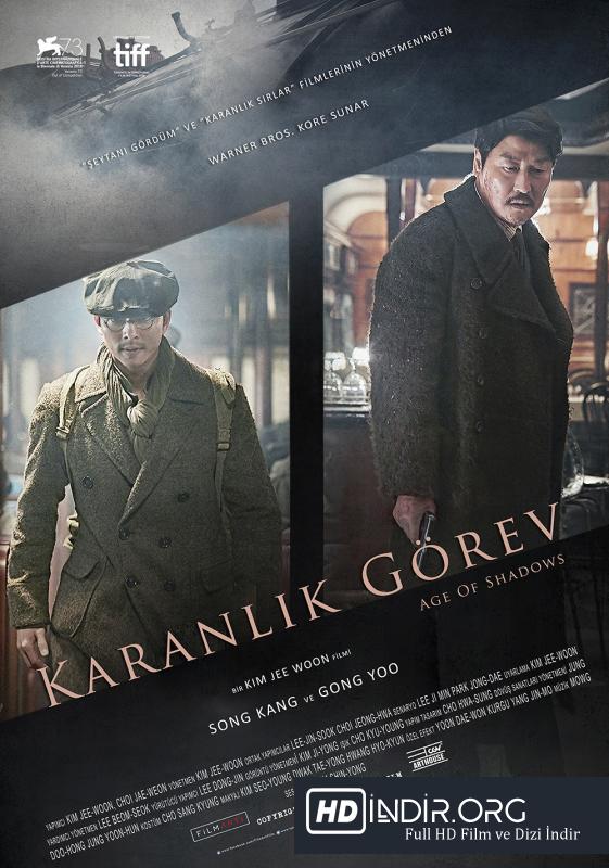 Karanlık Görev (2016) Türkçe Dublaj HD İndir