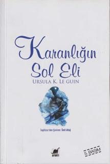 Karanlığın Sol Eli - Ursula K. Le Guin PDF indir sandalca.com