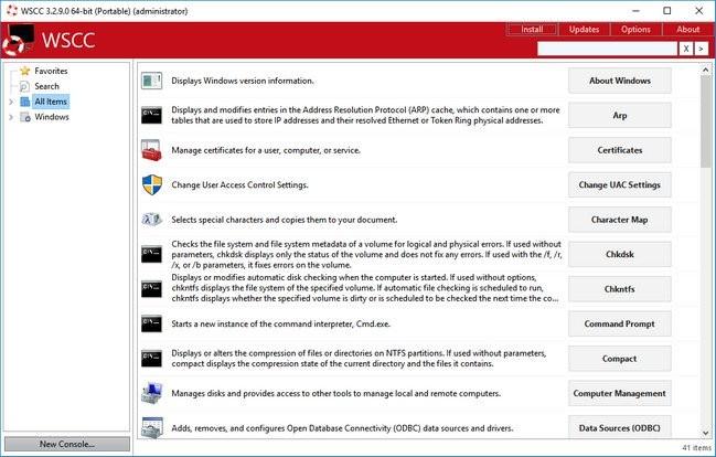 Windows System Control Center 3.3.0.0 Full İndir