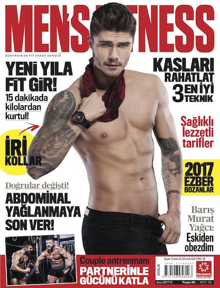 Men's Fitness Aralık 2017