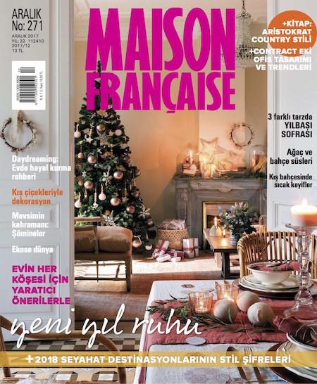 Maison Française Aralık 2017