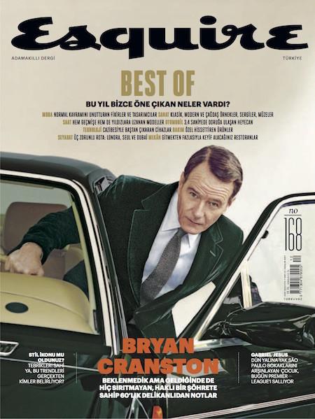 Esquire Aralık 2017