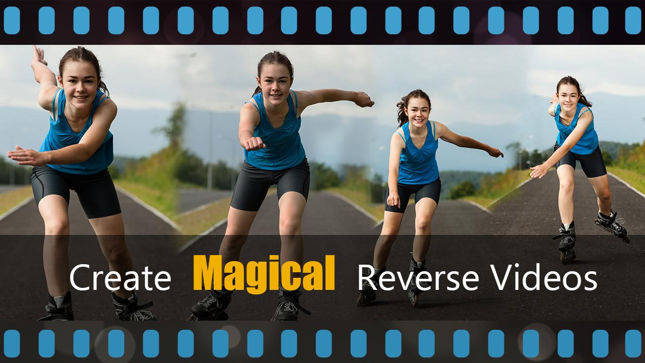 Reverse Video Movie Camera Fun Apk