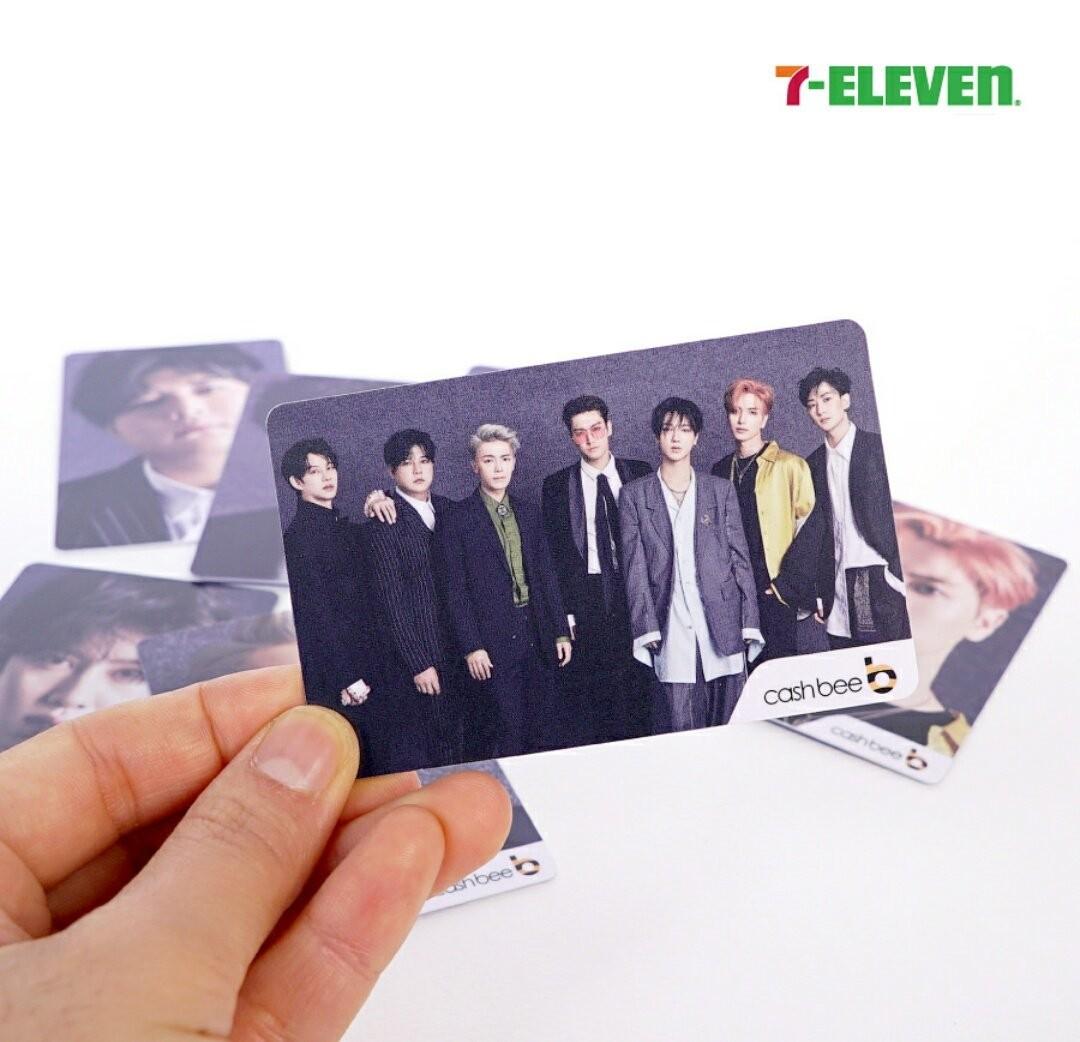 Super Junior Toplu Taşıma Kartları BykrLG