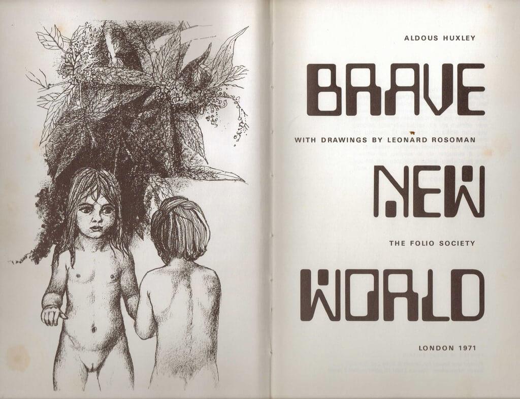 Brave New World kitap içeriği
