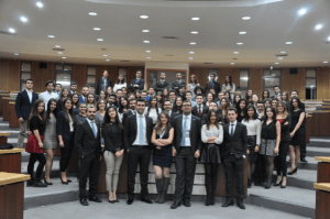 odtü işletme finans kongresi hatırası