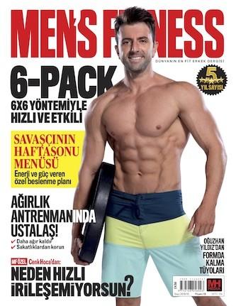 Men's Fitness Ekim 2018