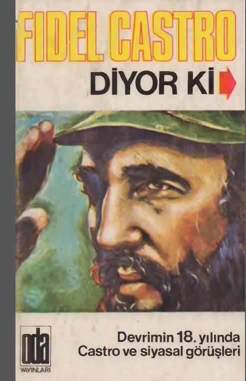 Fidel Castro Diyor ki Pdf E-kitap indir