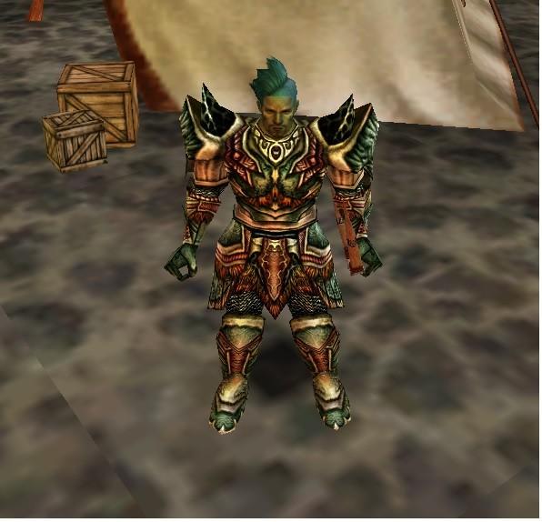 80 lvl görev itemleri üzerinde item questleri duruyor
