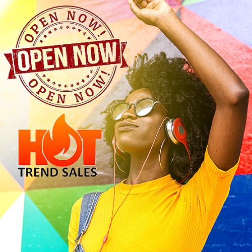 Open Now Hot Trends Season (2020) indir